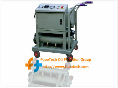 Series PCS Portable Coalescence Separation Oil Purifier