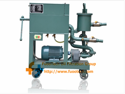 Series PL Plate Frame Pressurized Type Oil Purifier