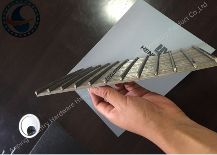 stainless steel wedge wire panels