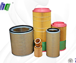 Coalescer filter, preferred Filter equipment and accessories