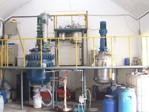 Emulsion EquipmentEmulsion Equipment the test method