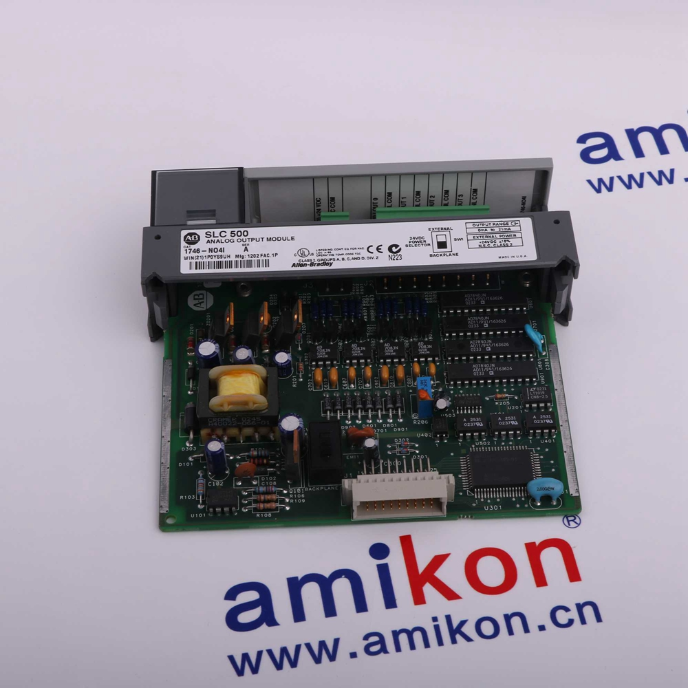 AB 1794-IE8 NEW & ORIGINAL PLC DCS SUPPLIER China 1 year warranty
