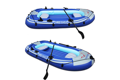 Inflatable Rowing Boat