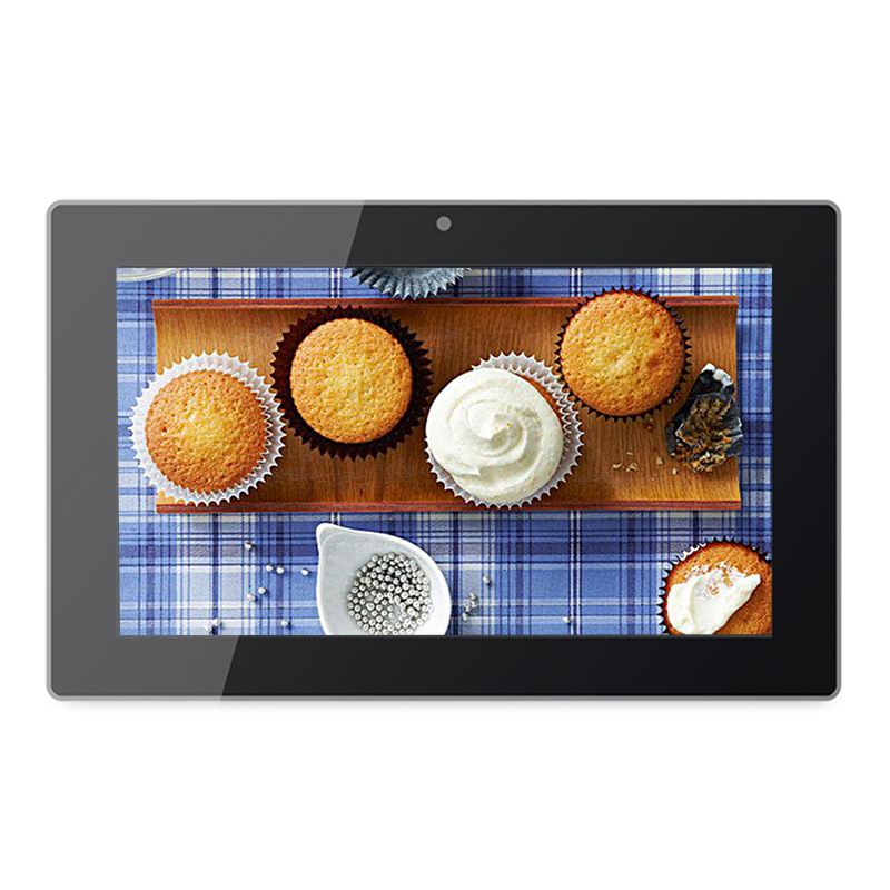 advertising display all in one touch screen monitor with android system
