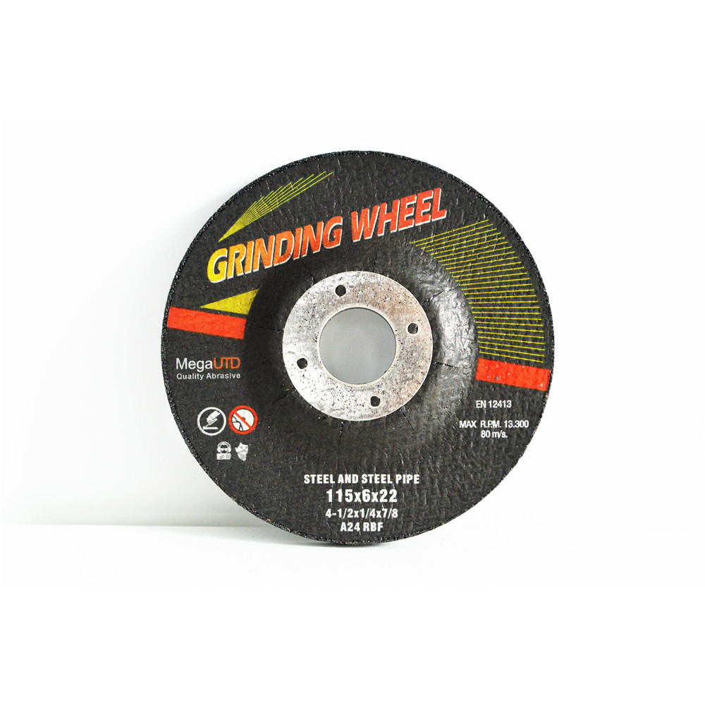 Grinding Wheel and Disc for mild carbon steel & stainless steel