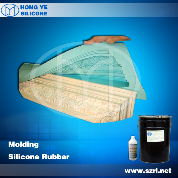 Silicone Rubber for Decorative Plaster Mold