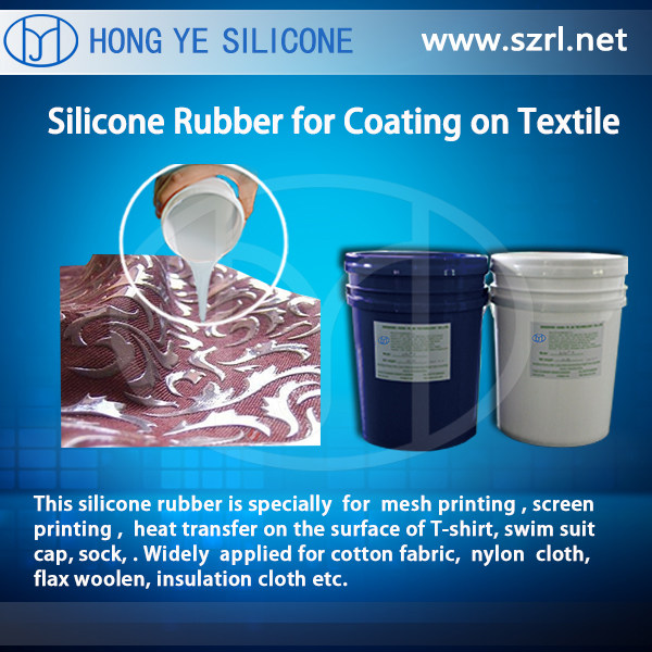 Coating Textiles Silicone Rubber