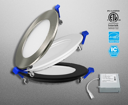 High Brightness Led Flat Downlight