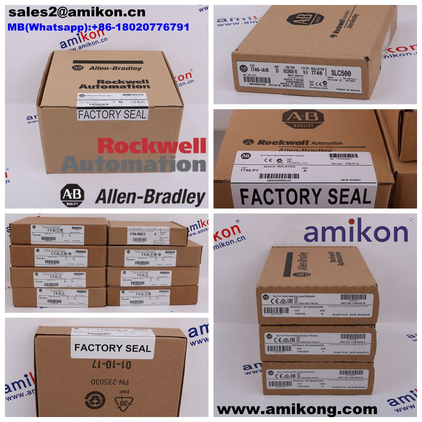 AB 1746-OB16 DCS PLC-Mall Worldwide shipping NEW&ORIGINAL IN STOCK