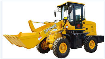Mini front loader 1.2ton wheel loader zl 2ton compact shovel loader price