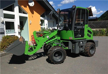 Mini trattore zl self loader CE avant loader manufacturer
