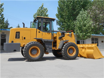 Chinese construction machinery manufacturer 3tons front end wheel loader payloader