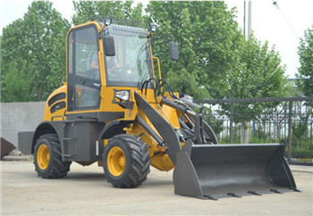 China New wheel loader zl08 mini lader for sale supplier
