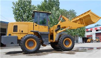 Large power SEM configuration 3 tons wheel loader ZL930 loader for road construction