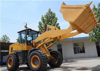 Heavy duty zl30 3ton wheel loader joystick rc construction machine