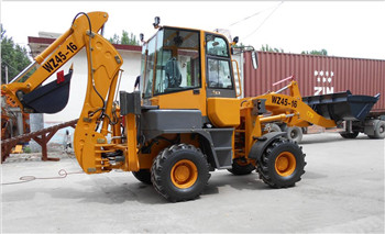 Agricultural machinery micro ground digger small backhoe loader