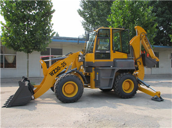 Hydraulic excavator backhoe loader mini tree planting digging machine hole digger