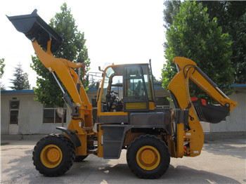 Compact tractor backhoe articulated backhoe price