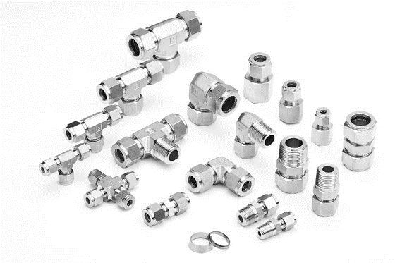 How to distinguish and choose pipe &tube fittings,we will h