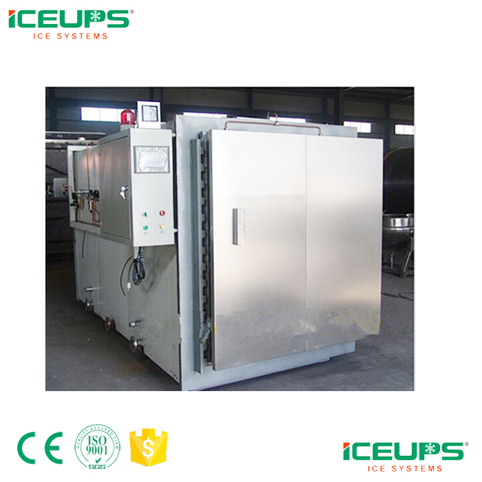Ready food pre cooling vacuum cooler