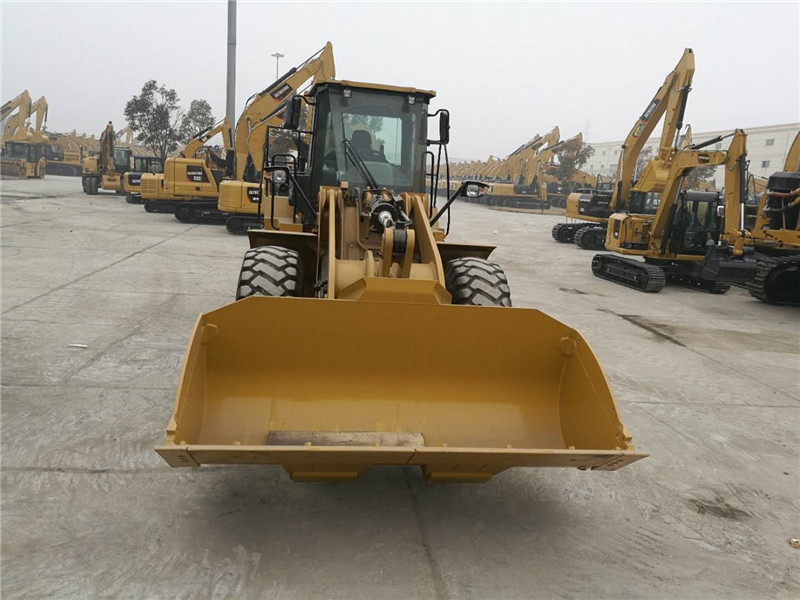 Self-loading 950GC Wheel Truck CAT 18ton Loader