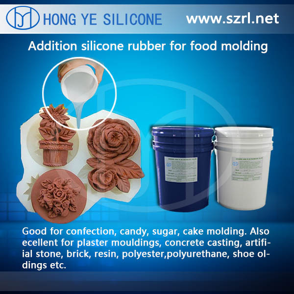 High Grade RTV Silicone Rubber