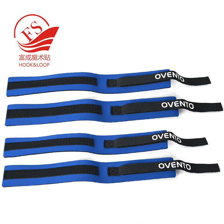 hot selling Neoprene Timing Chip Ankle Straps