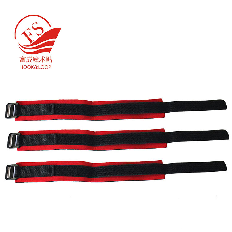 Neoprene hook loop fastener Ankle Strap for Exercise