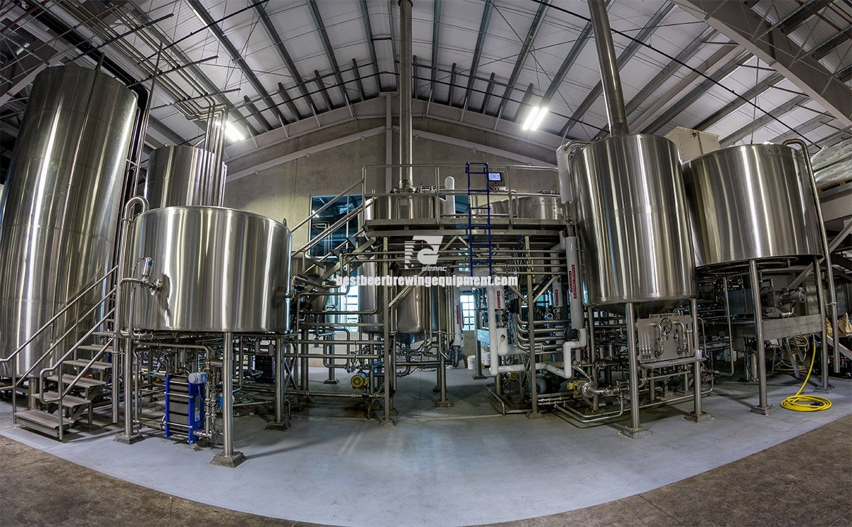 60BBL Commercial Beer Brewing System