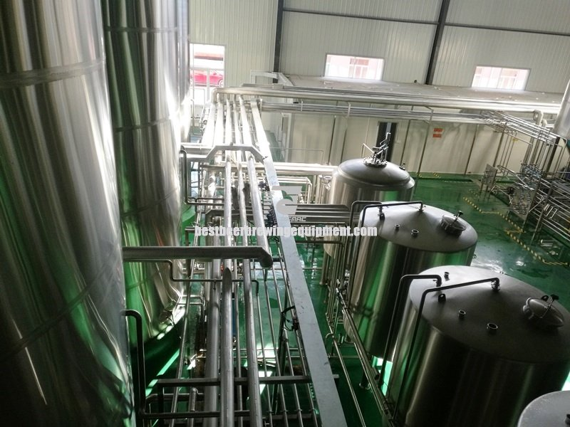 120BBL Commercial Beer Brewing System