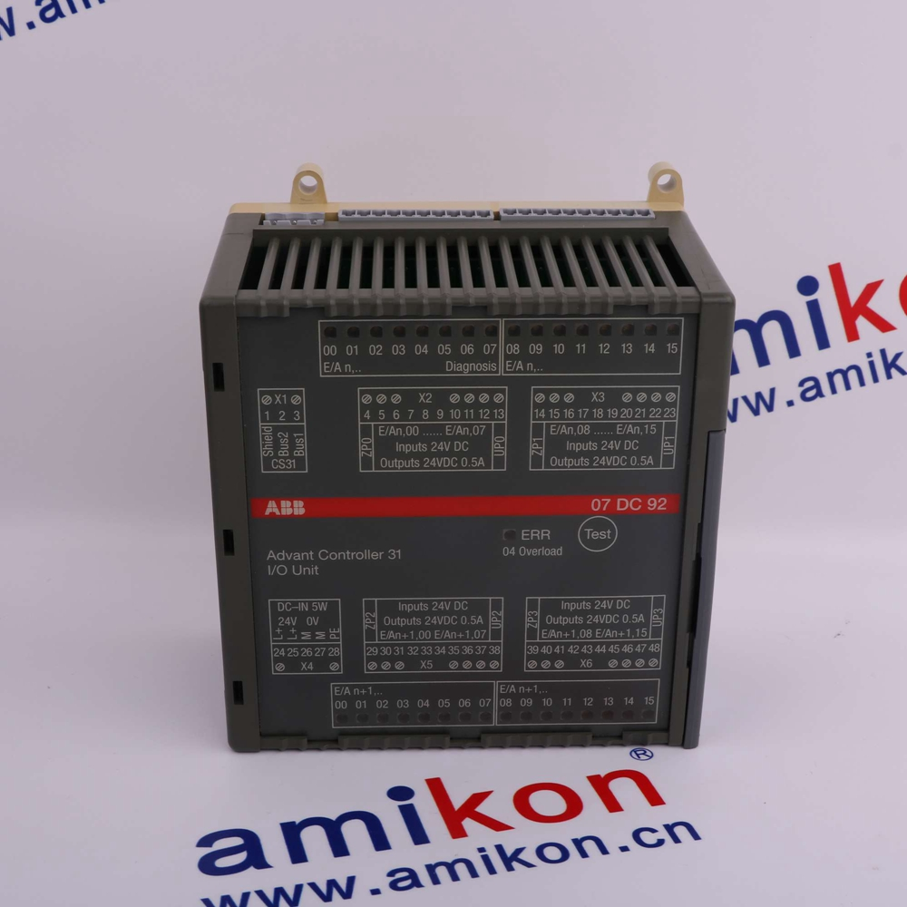 6DD1606-1AA0 SIEMENS SIMADYN communication card  PLC Module,ESD System Card Pieces sales2@amikon.cn