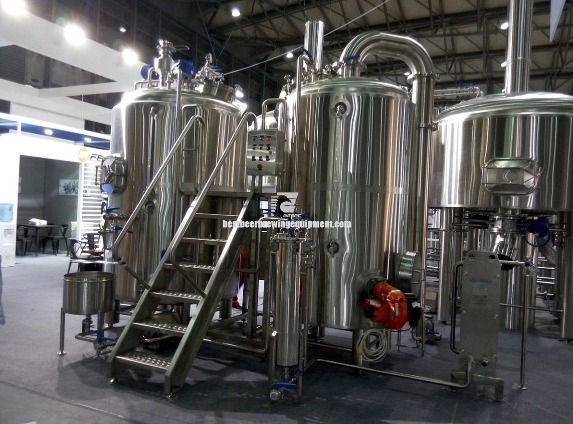 5000L (50HL) Commercial Beer Brewing System