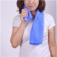 Qingdao beyonfocus on Ice towel wholesale,is a well-known b