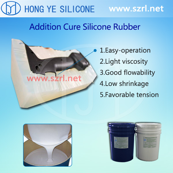 HY-9055 of Electronic Potting Silicone Rubber/Rubber Product
