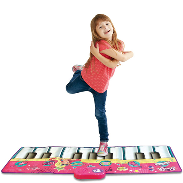 Barbie Piano Mat