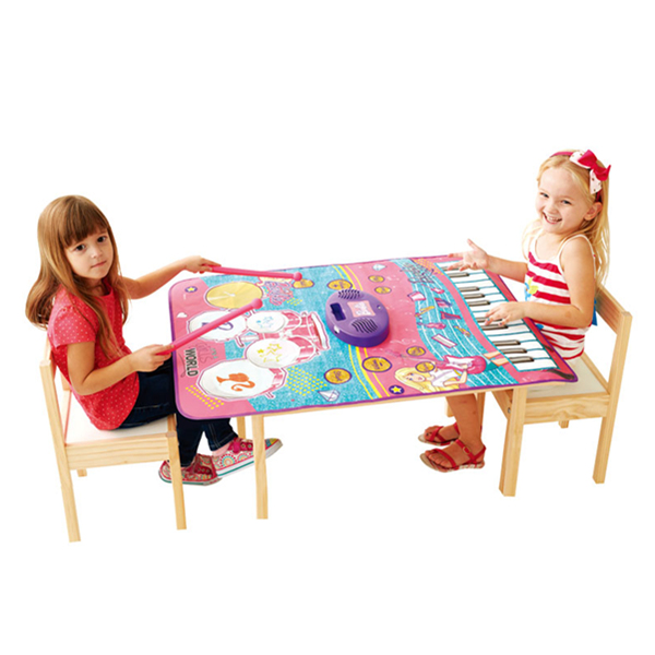 Barbie 2 in 1 Music Jam Playmat