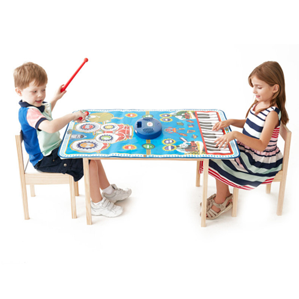 Thomas & Friends 2 in 1 Music Jam Playmat