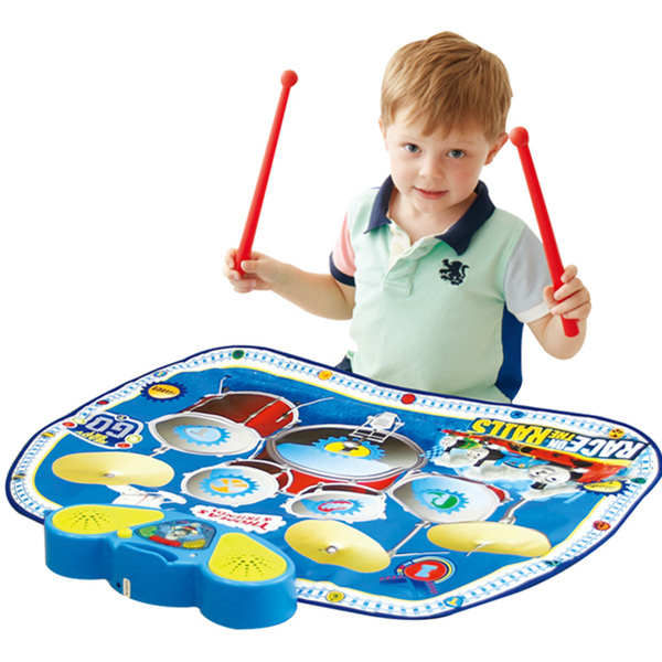 Thomas & Friends Drum Kit Playmat