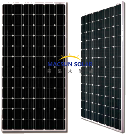 310W High Steady Solar Panel , Solar Module From Macun Solar