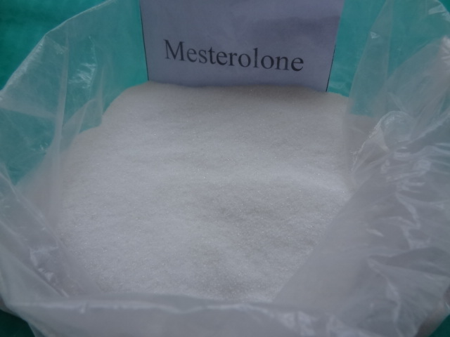 Mestanolone in stock with high purity CAS:521-11-9