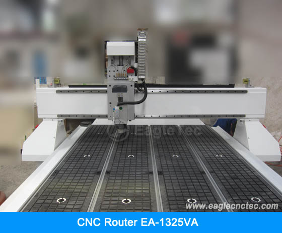 4x8 CNC Router for Wood with 3KW Italian HSD Spindle