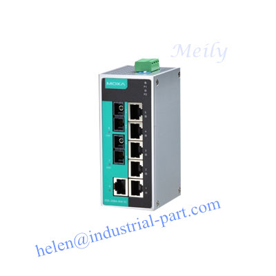 EDS-308A-MM-ST MOXA Industrial Ethernet Switch