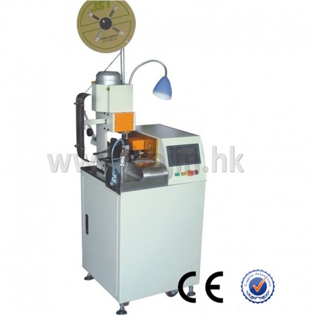 BJ-3000F Full-automatic Wire Strip & Terminal Crimp Machine