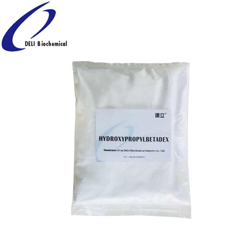 Pharma grade hydroxypropyl beta cyclodextrin supplement with USP EP standard in Sigma