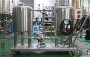CIP Clean System For Beer Brew