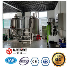 500L electric heating brewhouse--WeizeSd