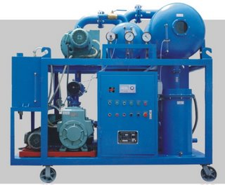ZYD Series Dielectric Oil Filtration Plant