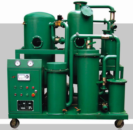 Insulating Oil Vacuum Purifier Machine