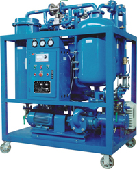 Turbine Oil Vacuum Filtration System