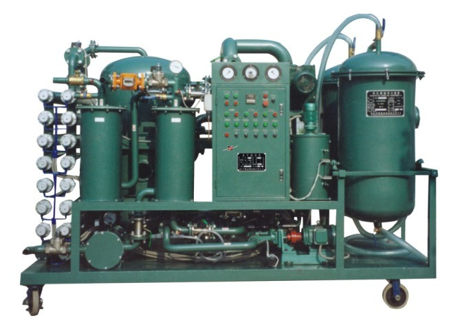 Lubricating Oil Regeneration & Filtration System